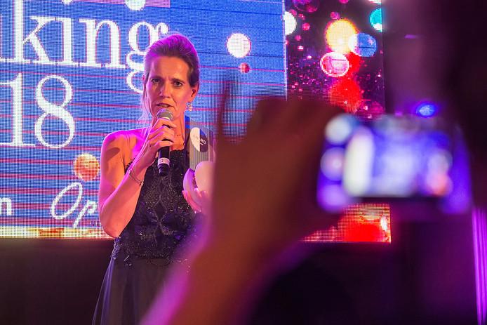 Petra de Kam wint Aithra Award 2018