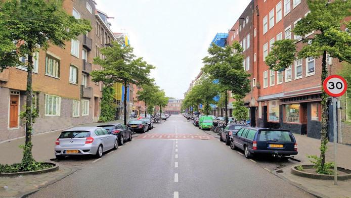 geld vrijgemaakt voor 'groene' witte de withstraat | amsterdam | ad.nl
