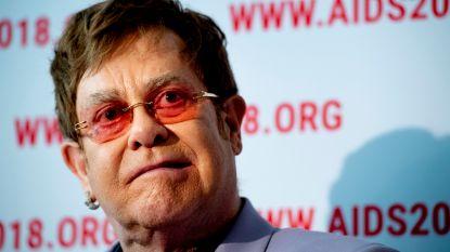 Oude concerten Elton John te zien op YouTube