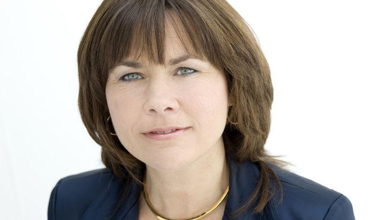 Presentatrice Astrid Kersseboom Beeld NOS/Stefan Heijdendael