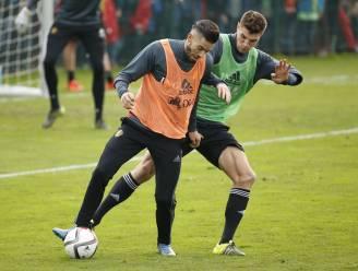 Ferreira Carrasco krijgt eerste basisplaats als vervanger Dries Mertens