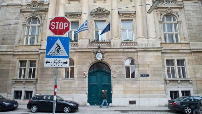 Athene roept ambassadeur terug uit Wenen