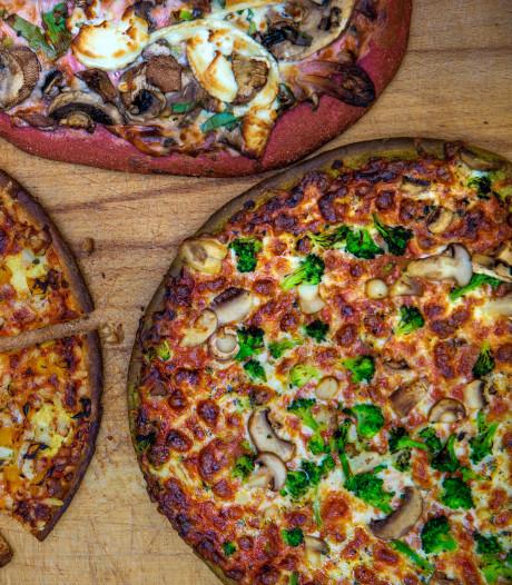 Brood, pizza en tortilla's met groenten: zo smaakt dat