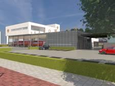 Komst nieuwe brandweerkazerne Waalwijk weer stap dichterbij