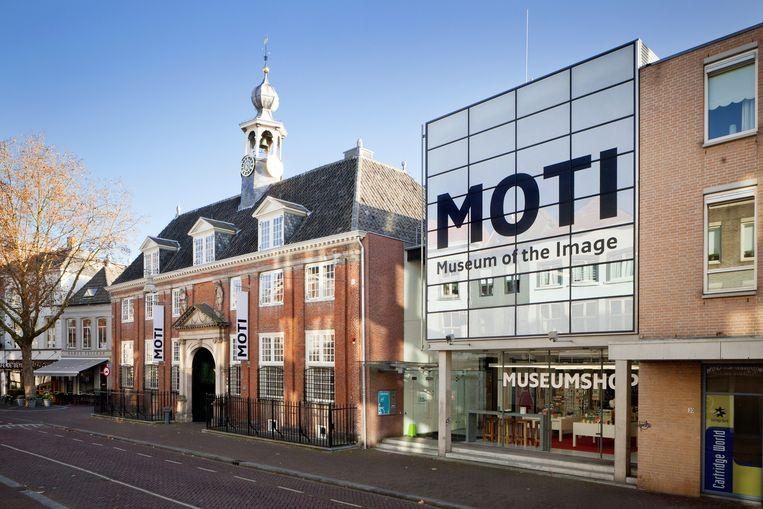 Museum of the image (MOTI) in Breda Beeld MOTI