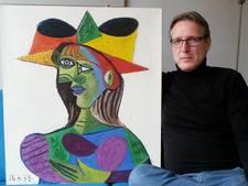Gestolen Picasso opgedoken in Amsterdam