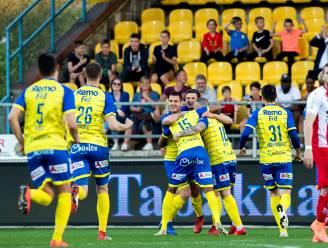 VIDEO. Waasland-Beveren wint voor het eerst in vier maanden, Moeskroen nu echt wel het kneusje van play-off 2