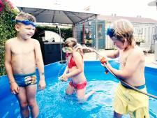 Het Water in Houten vult geen opblaasbadje minder na oproep