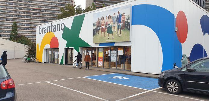 Les magasins repris se situent tous en Flandre