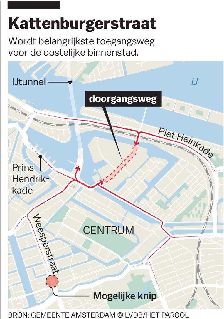 Bron: Gemeente Amsterdam. Beeld Laura van der Beijl