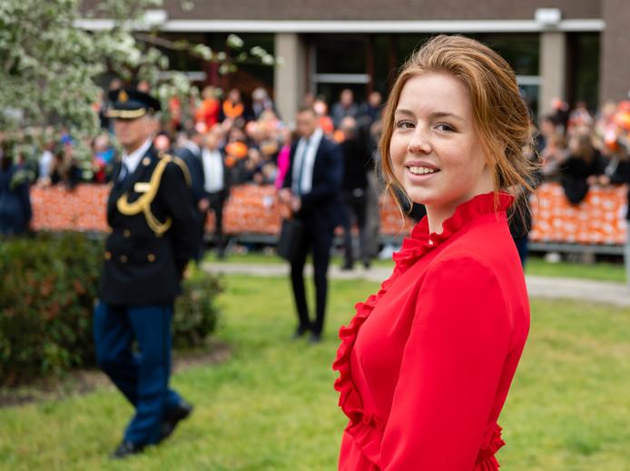 Prinses Alexia, de middelste dochter van koning Willem-Alexander en koningin Máxima, viert vandaag haar veertiende verjaardag.