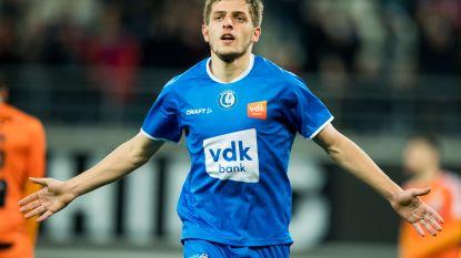 """Chakvetadze met drie goals in twee matchen eindelijk efficiënt: """"Giorgi kan overal spelen"""""""