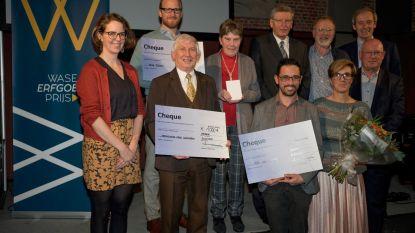 Heemkundige Kring Wissekerke wint eerste Wase Erfgoedprijs