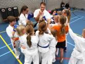 Assistent-trainer Stefan Spruit is vijf uur per week op de karatevereniging: 'Daar is altijd tijd voor'