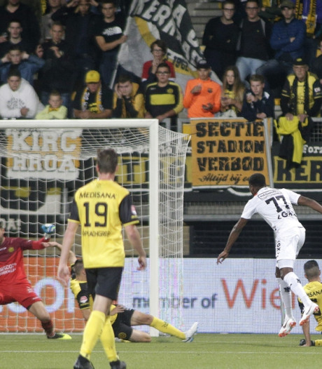 NEC verslaat Roda in knotsgekke wedstrijd