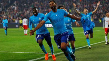 Rolando (ex-Anderlecht) trapt Marseille op dubieuze wijze naar finale tegen Atlético, dat Arsenal uitschakelde