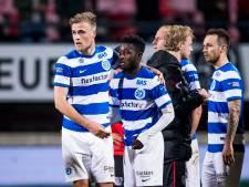 De Graafschap-speler Van Diermen: 'Morele opsteker voor mezelf en het team'