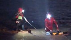Zware overstromingen in het zuiden van Spanje: brandweerman sterft