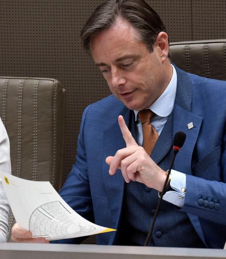 Bart De Wever plaide pour une baisse de la TVA sur l'électricité