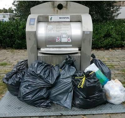 Raad van State wijst Ulvenhouts bezwaar tegen afvalcontainer af