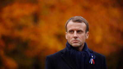 Extreemrechts terreurplan tegen Macron: vier mannen in beschuldiging gesteld