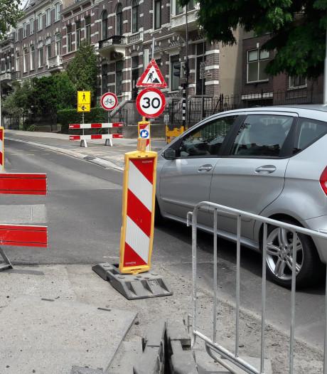 Apeldoornseweg gaat acht dagen lang compleet op slot