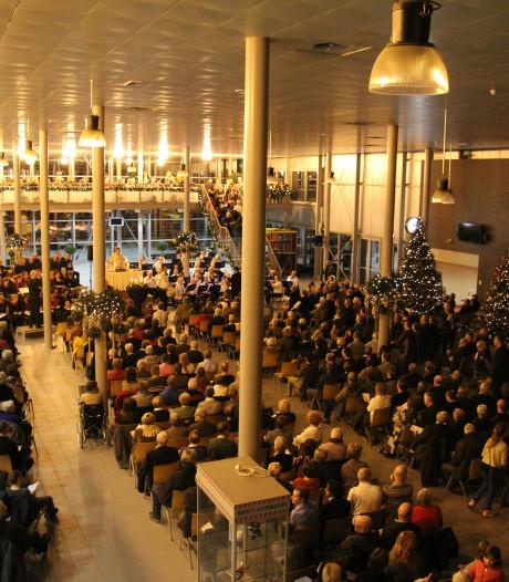 Kerstviering op Vliegbasis Eindhoven met Strijps Kamerkoor