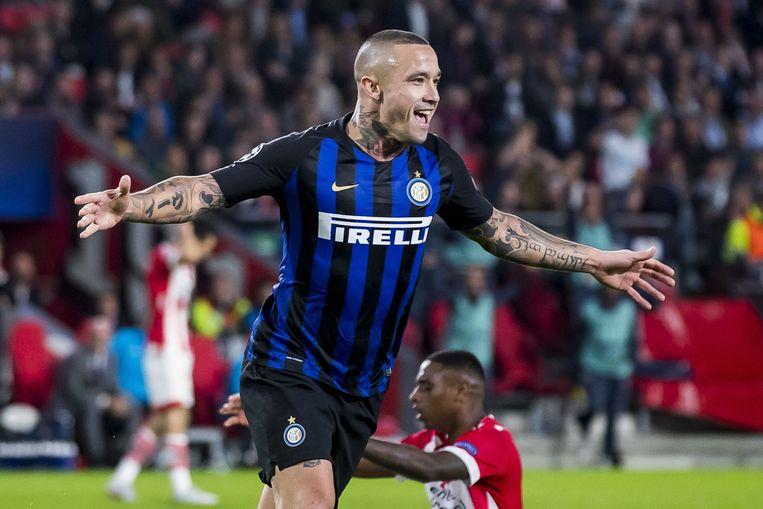 Inter teert op de grinta van Nainggolan