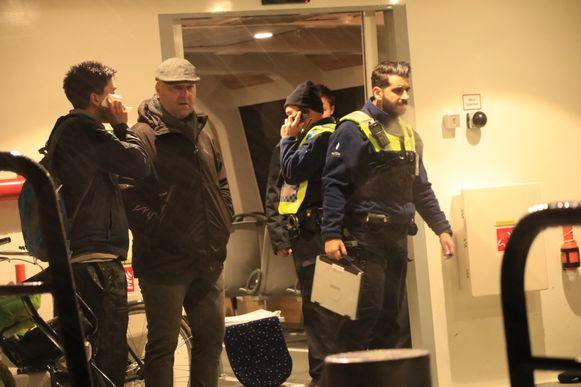 De meeste slachtoffers liepen verwondingen op in het aangezicht doordat ze tegen het stoeltje voor hen vlogen.