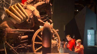 """In Flanders Fields Museum mikt na drukke herdenkingsperiode nog op 200.000 bezoekers per jaar: """"Daarmee staan we nog altijd in de top 5 van grootste musea in Vlaanderen"""""""