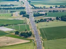 Groot deel A29 in weekeinde dicht om asfalteringswerkzaamheden
