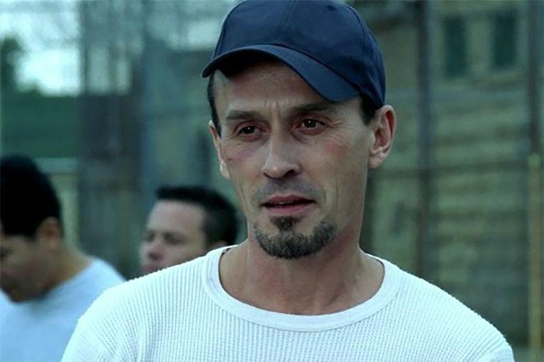 Robert Knepper als Theodore 'T-Bag' Bagwell in Prison Break
