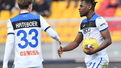 Football Talk. Atalanta haalt zwaar uit tegen Lecce, fans worden medisch gecontroleerd - Bornauw kopt Keulen voorbij Raman en co - Kraker tussen Juventus en Inter uitgesteld