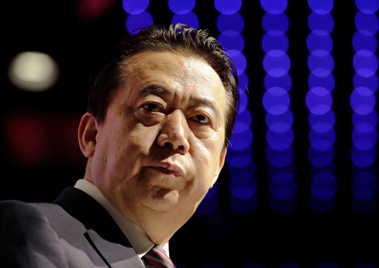 Meng Hongwei  zou alle strafbare feiten hebben bekend en krijgt daarvoor 13 jaar cel.