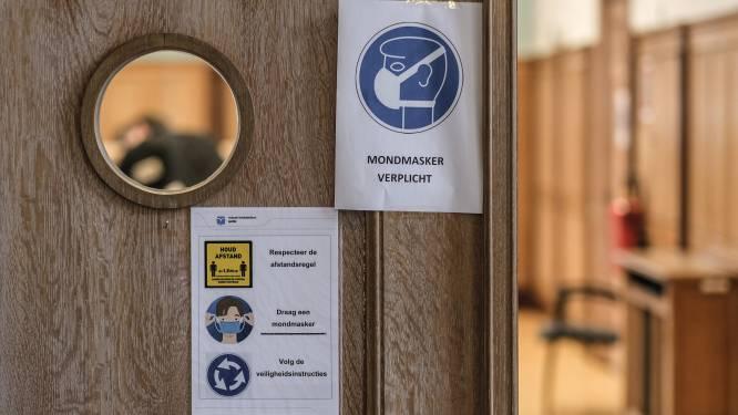 Twee jaar cel voor klappen aan buurman in Wevelgem