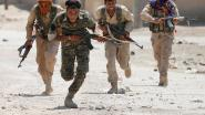 """Turken noemen interventie tegen Koerden in Syrië """"zelfverdediging"""", Syrië"""