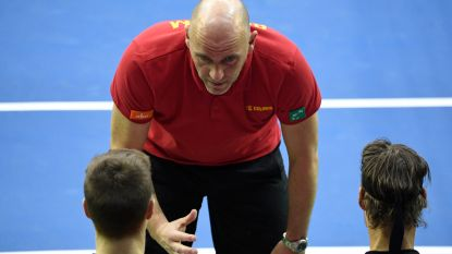 """Johan Van Herck: """"Het is aan David om het nu af te maken"""""""