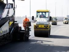 Delen van de A16 gaan het weekend dicht voor onderhoud