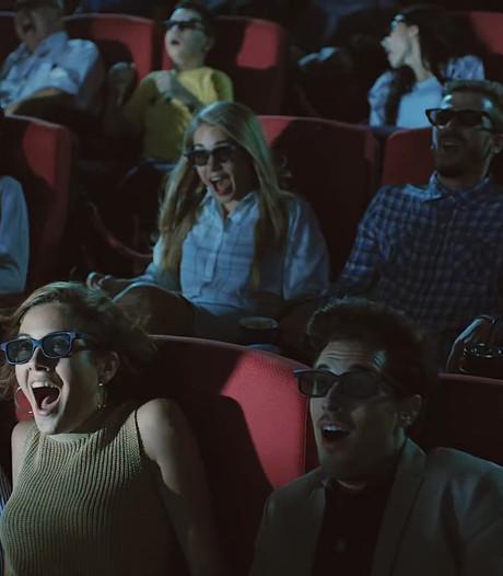 4D-bioscoop met geur en vallende sneeuw komt naar Nederland
