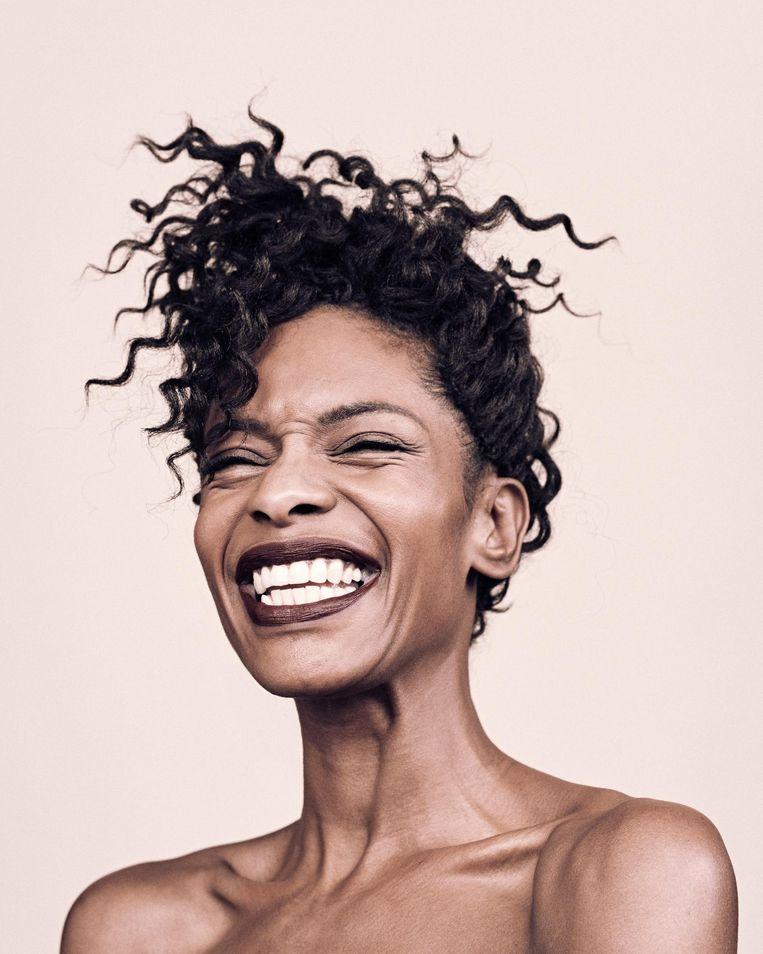Sylvana Simons: Ik ben heel grappig. Beeld Marc de Groot