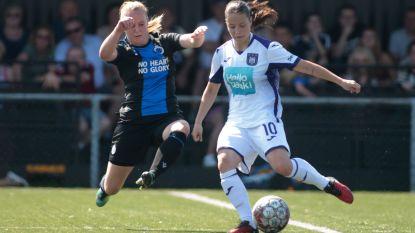 KBVB zet professionalisering vrouwenvoetbal verder met vernieuwde Super League