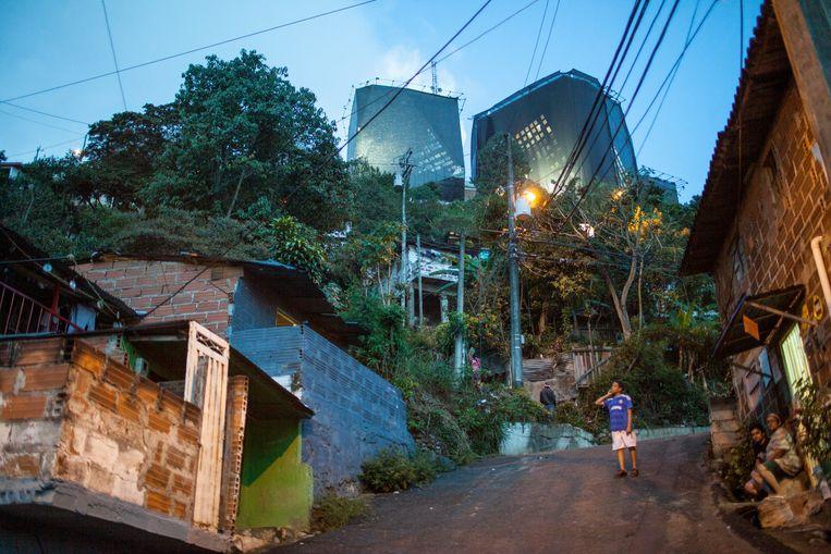 Medellín, de tweede stad van Colombia Beeld Yvonne Brandwijk