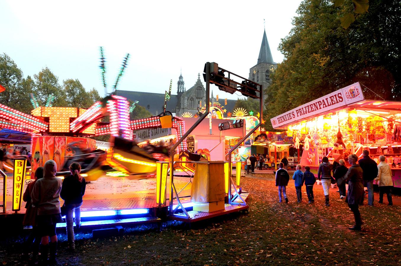 Toch geen kermis in Wouw dit jaar, de gemeente Roosendaal vindt de risico's te groot.