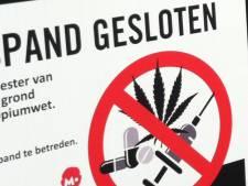 Drugshuis in Kerkdriel door burgemeester gesloten