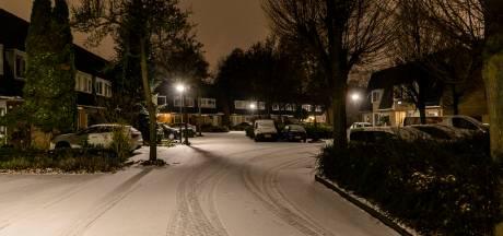 Sneeuw in Brabant: code geel weer ingetrokken