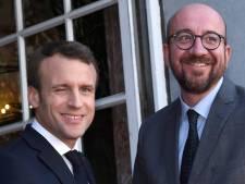 Charles Michel invité par Emmanuel Macron au défilé du 14 juillet