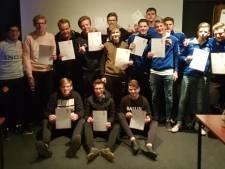 Ineens veel jeugdtrainers bij Nijverdalse De Zweef