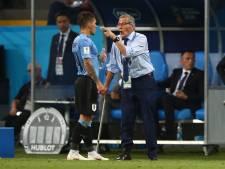 Tabárez (71) nog vier jaar bondscoach van  Uruguay
