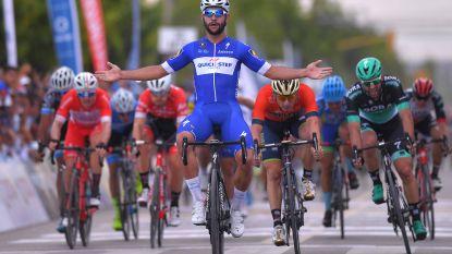 Gaviria knalt eenvoudig naar winst in openingsrit Ronde van San Juan