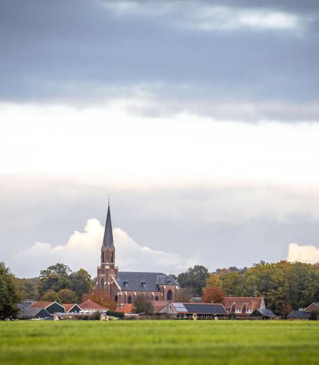 Actueel thema katholieke kerk in Tubbergen rond boeren is puur toeval
